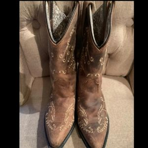 Girl's Smoky Mountain Cowgirl Boots
